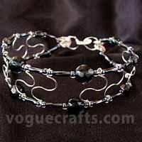 Stylish Sterling Silver Bracelets