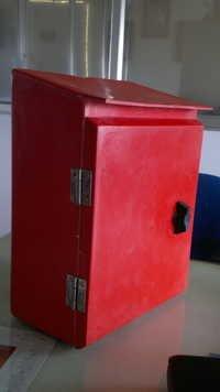 FRP POST BOX