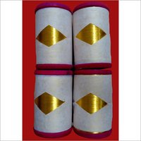 Half Fine Gold Zari Thread