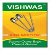Steel Safety Pins