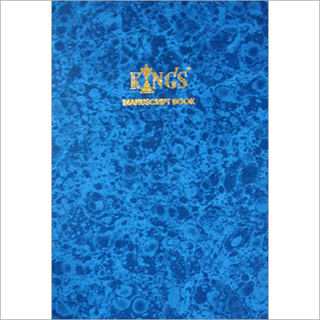 Casebound Hardcover Notebook