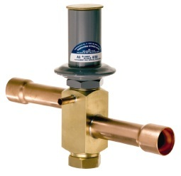 Hot Gas Bypass Valve