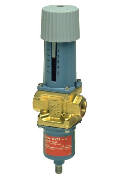 Water Flow Regulating Valve