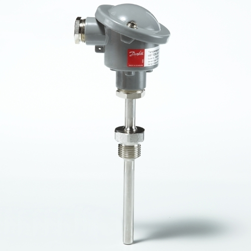 Temperature Sensor with Head