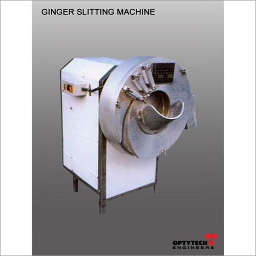 Ginger Slitting Machine