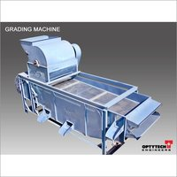 Dry Vegetable Grading Machine