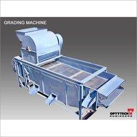 Dry Vegetable Grading Machine