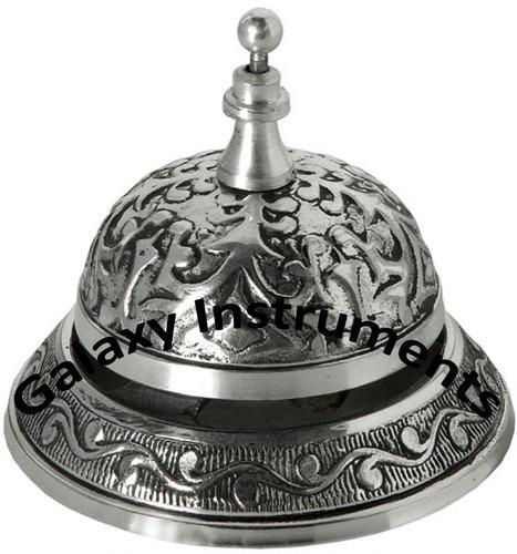 Antique Silver Desk Bell