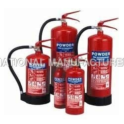 Powder Type Fire Extinguisher