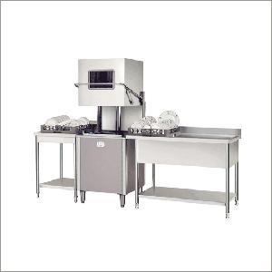 Commercial Dish Washing Machine