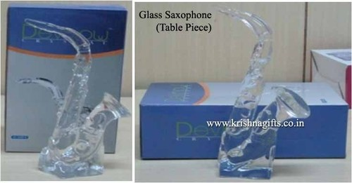 Tabletop Saxophone