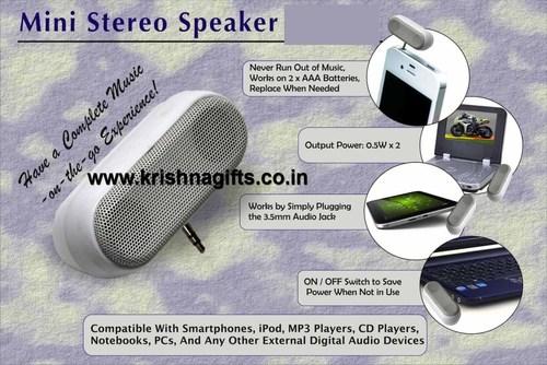 Speaker Mini Stereo