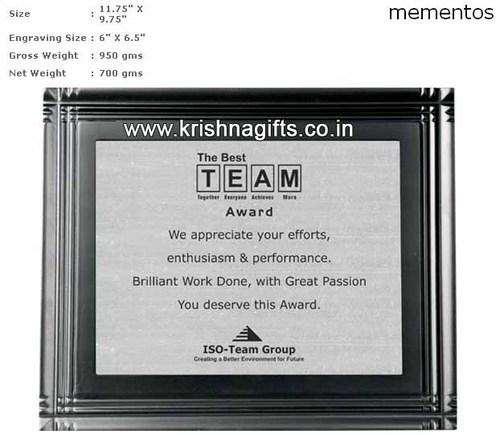 Momento Certificate
