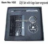 GiftSet Pen Keychain Card