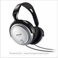 Philips Tv Headphones In-Line Volume Control Shp2500/97