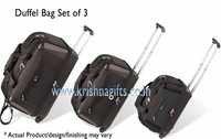 Duffel Bag Set