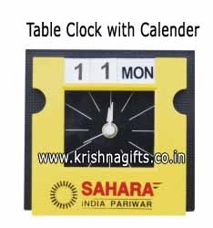 Clock with Calender