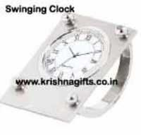 Swinging Clock