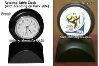 Clock Rotating