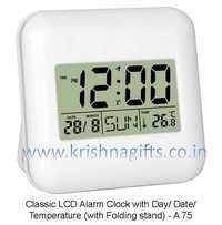 Clock LCD