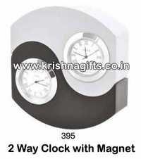 2 way Clock