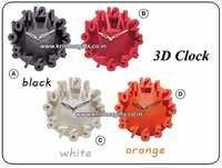 3D WallClock