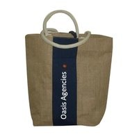 Jute Grocery Large Shopping Bags