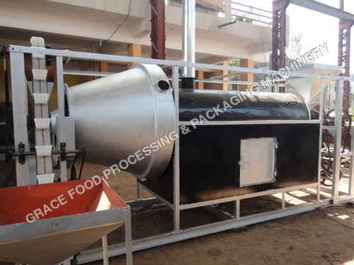 Chana Dal Roaster Machine