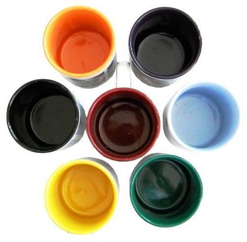 Two Tone Color Mug
