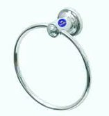 Oval Heavy Towel Ring