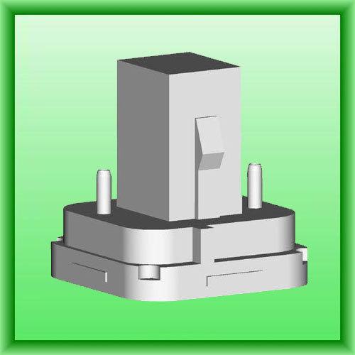 LED Housing Parts