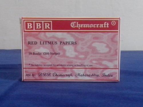 Red Litmus Paper