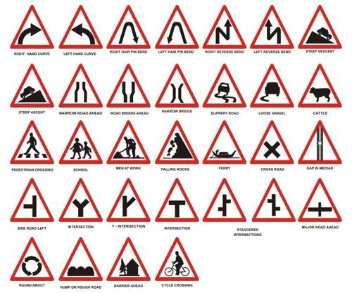 Cautionary Signages