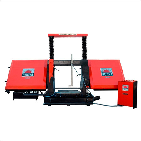 20 HP Semi Automatic Band Saw Machines