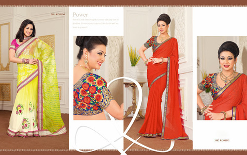 Sizzling Beauty Saree