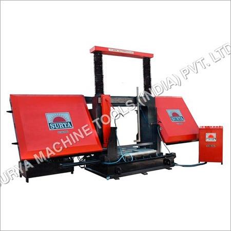 Semi Automatic Metal Cutting Band Saw Machines