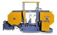 Double Column Semi Automatic Band Saw Machines