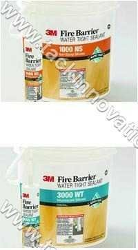 Fire Barrier Water Tight Silicone Sealants