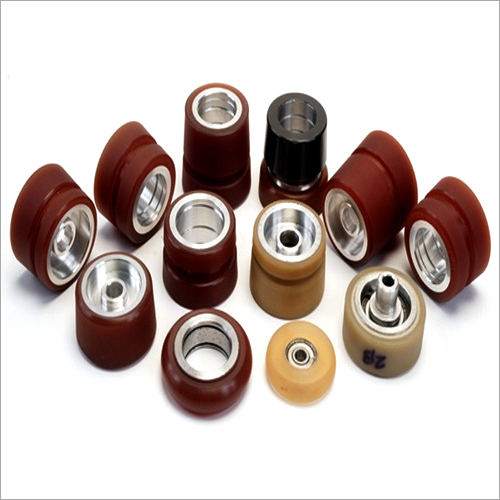 Cast Pu Rollers  For Circular Looms