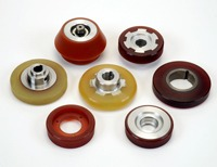 Cast Pu Rollers For Taiwan Circular Looms
