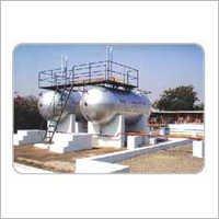 Commercial Propane Storage Tanks