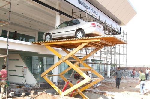 Hydraulic Scissor Car Lifts