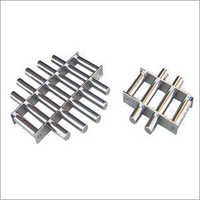 Magnetic Hopper Grates