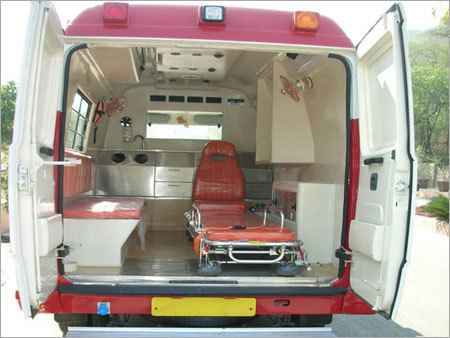 Ambulance Body Structure
