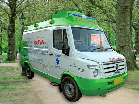 Custom Ambulance Body