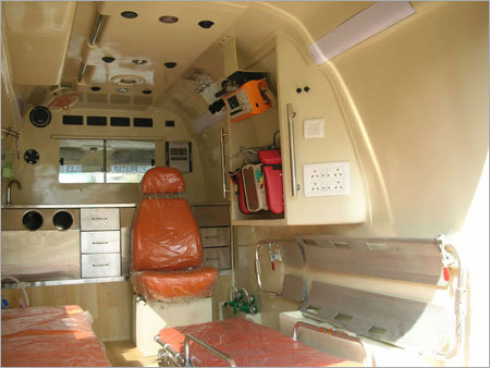 Ambulance Interior Body