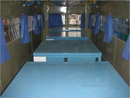 Special Training Van