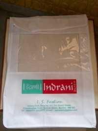 Plastic Zip Lock Saree Packing Bags