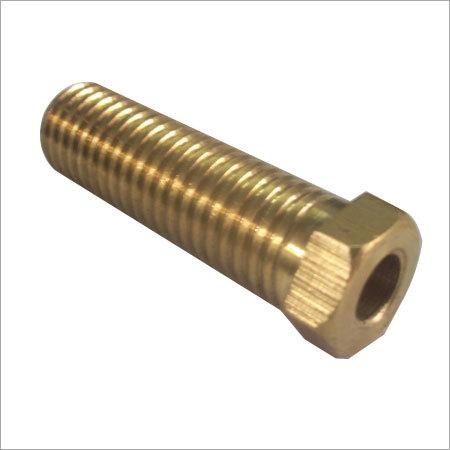 Brass Pipe Adapter