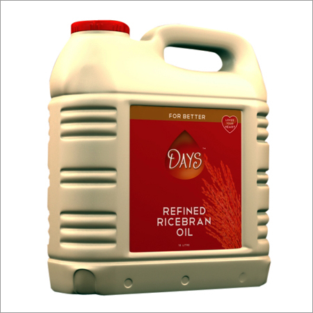 Refined Riceban Oil